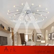 Schlafzimmer Beleuchtung Romantisch Wohnzimmer Glas Deckenleuchte Luxus Romantische Led Licht