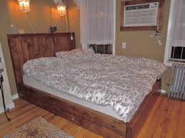 bedroom beautiful diy bed frame with storage for bedroom