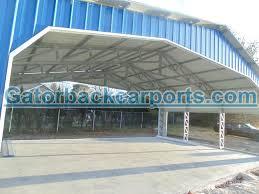 open carport gatorback carports u2013 commercial metal buildings