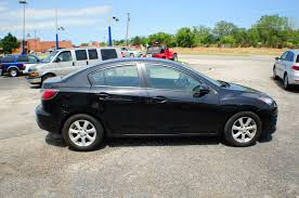 mazda auto sales 2010 mazda 3i black sport sedan used car sale