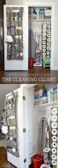 Organization Ideas For Home Best 25 Cleaning Closet Ideas On Pinterest Ikea Closet Storage