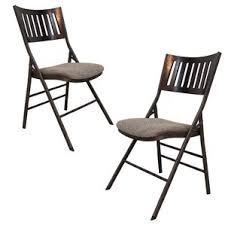 Flex One Folding Chair Folding Chairs You U0027ll Love Wayfair