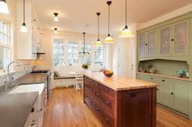 Small Galley Kitchen Remodel Ideas Home Classic Glass Pendant Lights Classic Classic Galley