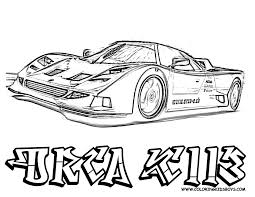 race cars coloring pages bestofcoloring com