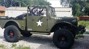 kaiser jeep lifted dodge m37 m37 power wagon kaiser etc pinterest dodge