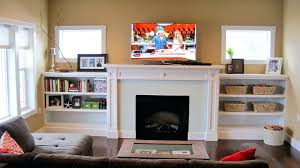 tv stand 63 furniture ideas awesome brick fireplaces with tv