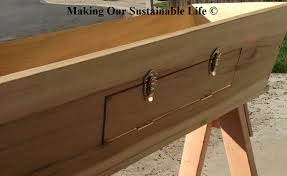 How To Make A Top Bar Beehive Kenyan Top Bar Hive U2013 Part 1 Making Our Sustainable Life