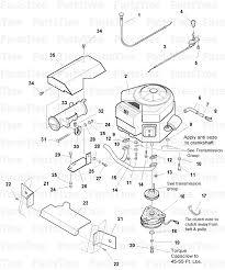 simplicity 1693230 simplicity 18hp hydro zero turn mower engine