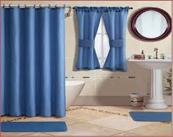 Matching Bathroom Window And Shower Curtains Window Curtains Amazing Of Beautiful Matching Shower And Window