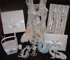 wedding reception accessories