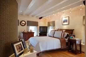 spot chambre à coucher design d intérieur chambre coucher moderne eclairage sur rail