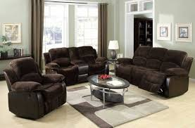 complete living room packages brown living room sets complete with oval glass coffee table