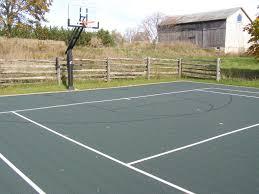 backyard courts flex court athletics