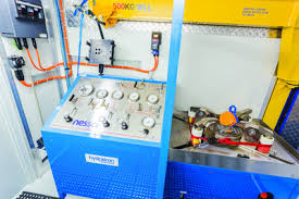 Relief Valve Test Bench Nps Develops Pressure Relief Test Bench Container