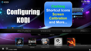 how to setup kodi on android how to setup and configure kodi caching fonts icons and more