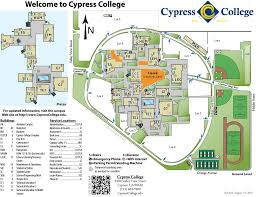 Utc Campus Map Academic And Student Support U2013 Page 2 U2013 Cypress