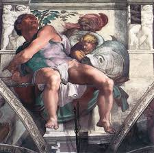michelangelo and the jews part ii richard mcbee artist and writer