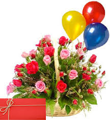 birthday boquets send buy order birthday bouquets with balloons online for home