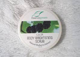 Serum Naavagreen pengalaman mencoba serum dan produk baru dari naavagreen