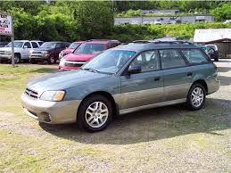 burgundy subaru legacy 2002 subaru legacy outback awd for sale in asheville