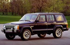 mud jeep cherokee cherokee xj to kl and mediocrity in between