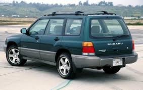 subaru station wagon 2000 2000 subaru forester information and photos zombiedrive