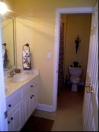 bathroom jack and jill bathrooms with glass shower door and white