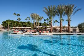 phoenician pools at the phoenician a luxury scottsdale resort