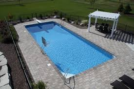 Backyard Swimming Pool Designs by Pool Automatic Cover Rectangle Completed Inground Swimming Pools