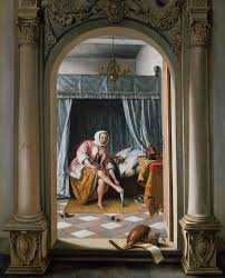Diplomat Toilet Masters Of The Everyday Dutch Artists In The Age Of Vermeer The