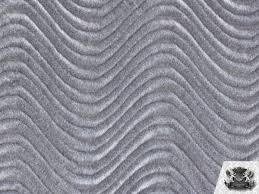Grey Velvet Upholstery Fabric Velvet Flocking Swirl Silver Upholstery Fabric Bty