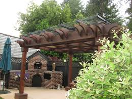 design for pergola with roof ideas 11452