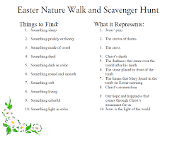 easter scavenger hunt easter scavenger hunt bless this mess