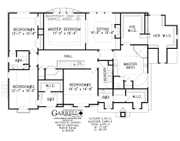 Family Floor Plans by Efficient House Plans For Large Families House Interior