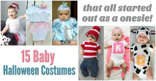 Star Wars Halloween Costumes Babies 15 Onesie Costumes Babies Desert Chica