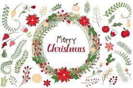 christmas vector clipart clipart collection santa xmas icon