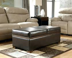 Storage Ottoman Upholstered Upholstered Storage Ottoman Coffee Table Fieldofscreams