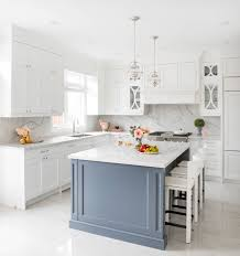 kitchen island ideas worth trying yourself in your own home kitchen island ideas painted kitchen island gray blue