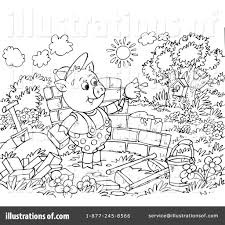 pigs clipart 91891 illustration alex bannykh