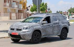 duster renault 2014 gen renault duster 7 seater spied for the first time