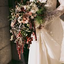 Wedding Flowers January Dwts U0027 Witney Carson U0027s Winter Wedding Witney Carson January