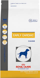 royal canin veterinary diet early cardiac dry dog food 17 6 lb
