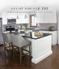 build a kitchen island pertaining to invigorate superior black