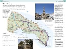Map Of Puglia Italy by Back Roads Italy Eyewitness Travel Back Roads Dk 9781465439642