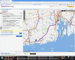 I 95 Map Maps For Mystic
