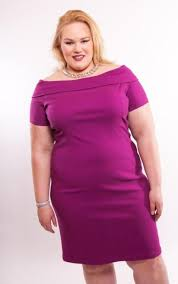 plus size women in dresses pluslook eu collection