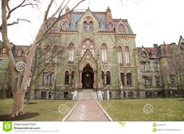 Gothic Revival House Plans University Of Pennsylvania Editorial Photo Image 67802501