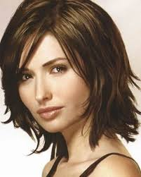 layered hairstyles for medium length hair for women over 60 shoulder length hair with choppy layers choppy layered hairstyles