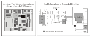 Student Center Floor Plan by Phd Program In Urban Systems Njit And Rutgers Newark