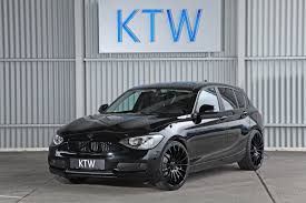 black bmw 1 series ktw bmw 1 series black white